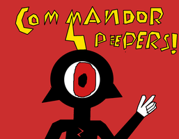 Commander Peepers! (Wander over Yonder) by Sephikuji