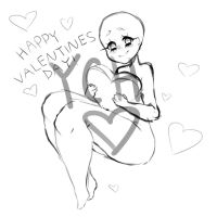 [CLOSED] Valentines YCH by GummiiFish