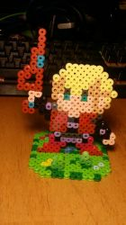 Shulk with grass base by dylrocks-95