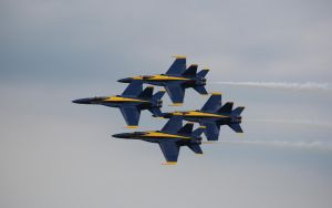 Blue Angels I by Swatmax