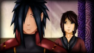 This time you protect me, Madara... by Kazemye