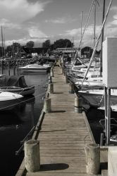 Silence of the habour. by MarieKirkegaard