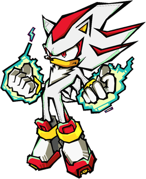 Hyper Shadow Battle by Super-Knuckles