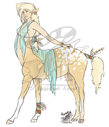Centaur - Temptress [Auction: Closed] by ResidualAdopts