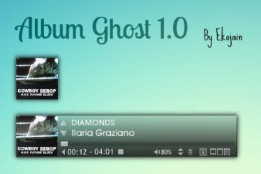 Album Ghost 1.0 by Ekojain