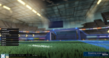 Rocket League  by mrcoaster