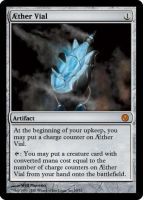 Aether Vial by KingVego
