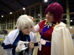 Kija and Yona by xxRisaOfficialx
