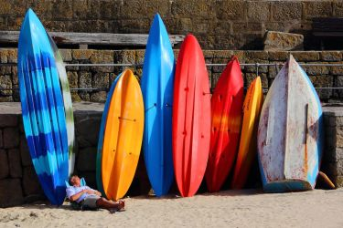 Mousehole: surfdreams by Coigach