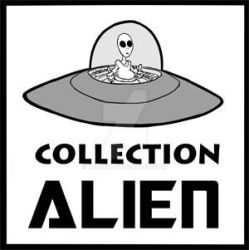 Logo Collection Alien logo by remqc