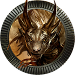 Guild Wars 2 Charr Icon by archie333333