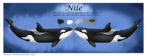Nile Reference Sheet by NarniaOrca