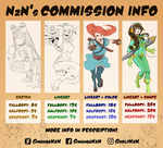 COMMISSION INFO by mangaNzN
