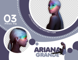 Png Pack 3646 - Ariana Grande by southsidepngs