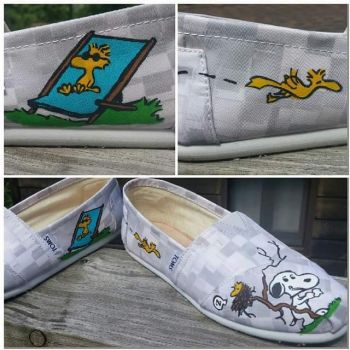 Woodstock Toms by britishrebel04