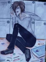 Anne Clermont / Anne the killer by 6HB