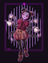 Muffet by Dauverney