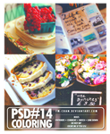 PSD COLORING #14 by BCaves