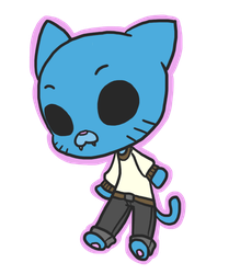 gumball by daveactualstrider