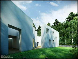 House in Alenquer06 by fietter