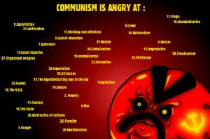 A Thousand angers of communism by Protocolite