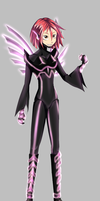 Will's Cyber Space form for Hacker W.I.T.C.H. by XVDragon
