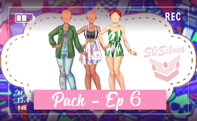 Amor doce UL - pack do Ep 6 by S0Silvia