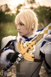 Fate/Prototype   Saber by naokunn