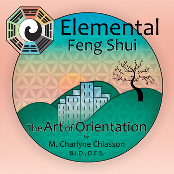 Elemental Feng Shui book Cover Design by CanaP92