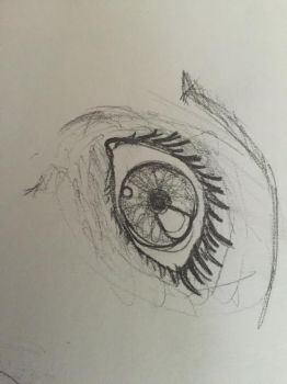 Eye by SpazzyMagee11