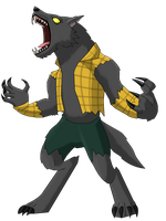 Monster Smash - Wilfred by rizegreymon22