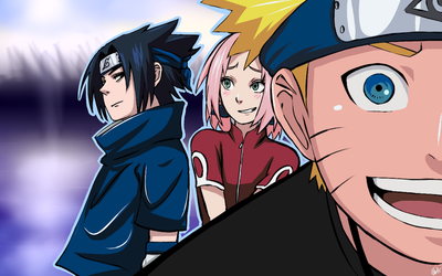Team 7: Old Times by ambarnarutofrek1