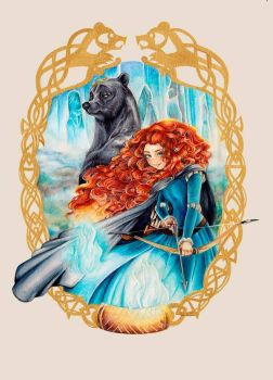 Our Fate [BRAVE] by JulietGarciaArt