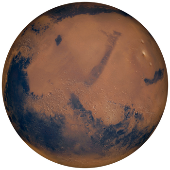 Mars 8K Stock 2of2 by Hameed