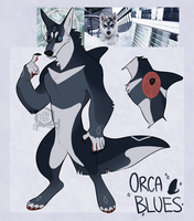 ORCA BLUES [sold] by GoneViral