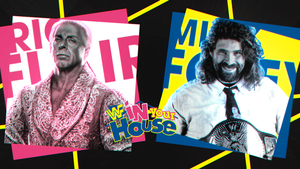 WWF In Your House Custom MatchCard #FraBITW by FraBITWBashert