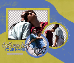 PACK PNG 043 /// CALL ME BY YOUR NAME. by LosingWar
