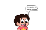 New episodes of SU coming to December 17 by MarcosPower1996