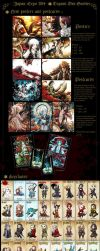 Japan Expo 2014 : new products by VanRah
