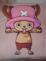 Tony Tony Chopper by Jesusclon