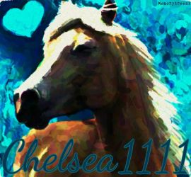 Chelsea1111 Horzer Profile - Painted. by SophieDeviantart