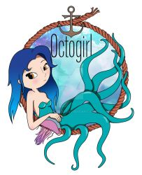 Octogirl by Lililou33