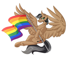 Happy Pride Month! by Amazing-ArtSong