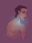 Short-haired Stevonnie - with speedpaint by MouthlessMouse