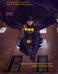 Stephanie Brown - Batgirl - Launch by Arasiyris