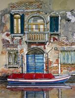 Decaying Palazzo,Venice by jeffsmith1955