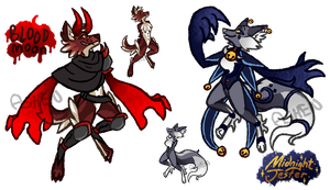 (CLOSED) Spectrel Adopts: Set #3 by AshenSpectre