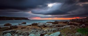 Rolling Cloud by MarkLucey