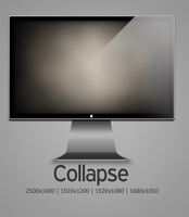 Collapse Wallpaper by fancq