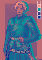 _Palette39:Brienne_ by RobicTheEscapist